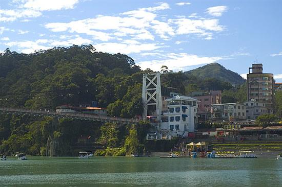 台北自由行好去處,CP值爆表的台北景點 - 碧潭